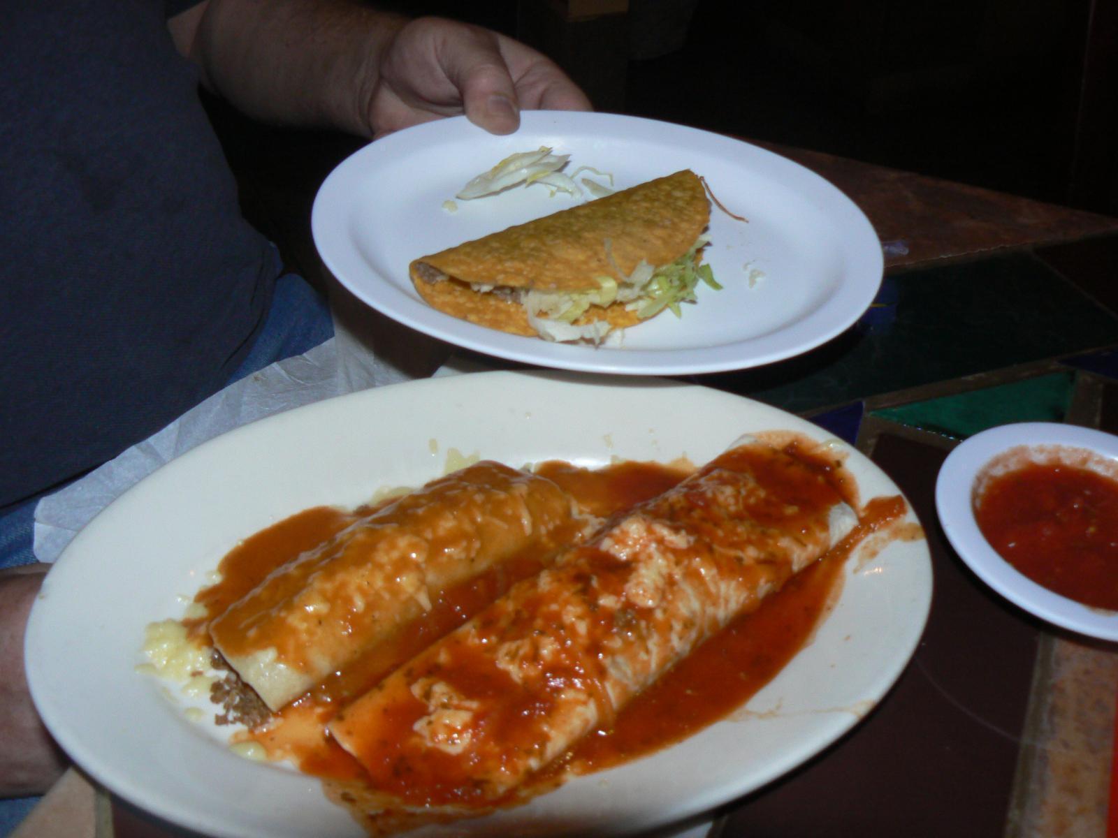 Jalapeno Joe's ...great food