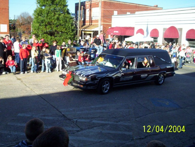 Parade 2004,Way Cool our new dare car