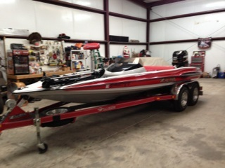 For Sale 1998 Allison Xtb 2003 Bass Boat Got The Goods