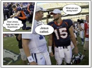 Attached Image: tebow manning.jpg