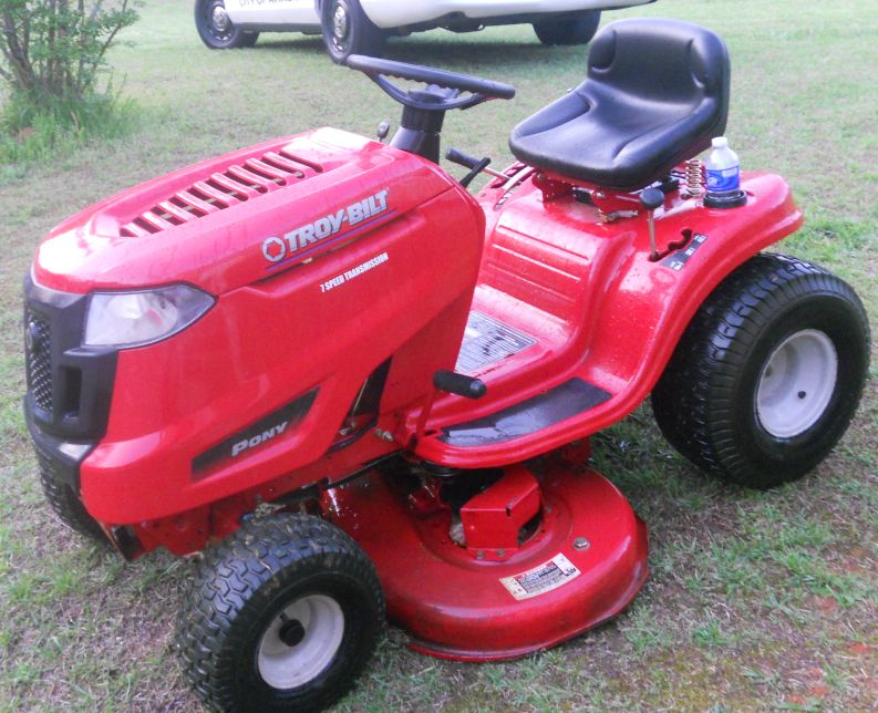 Troybilt Pony Riding Lawn Mower For Sale Got The Goods