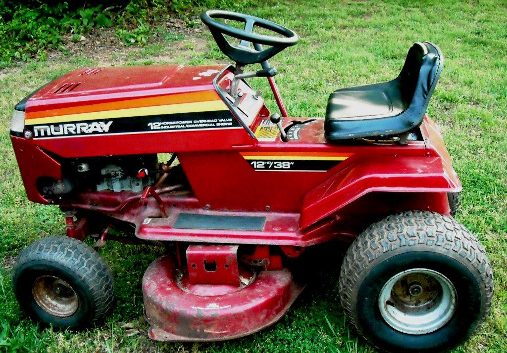 Murray Riding Mower For Sale -  400 Cash