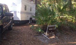 Attached Image: camping sign.jpg