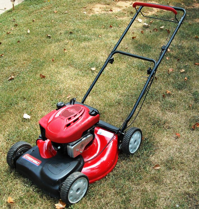 Troy Bilt Self Propelled Lawn Mower For Sale Got The Goods