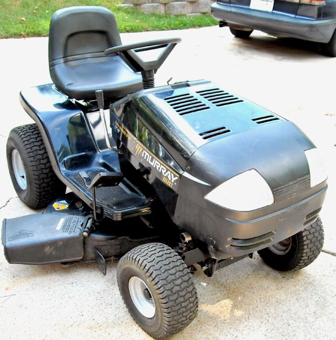 Big Boy Murray Lawn Tractor For Sale Got The Goods