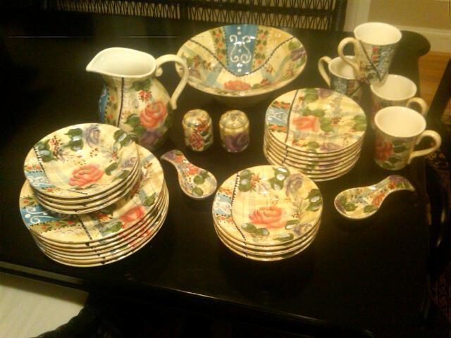 Cottage Dishes 6.JPG & Cracker Barrel Cottage Dishes - Got the Goods - Paulding.com