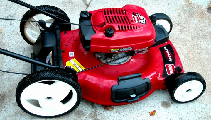 Toro Recycler Lawn Mower Self Propelled Got The Goods