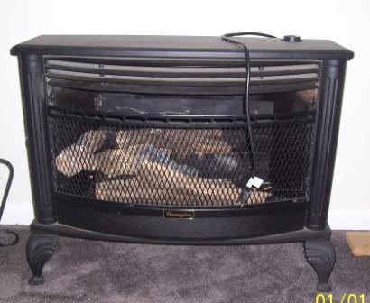 charmglow fireplace gas or propane freebees