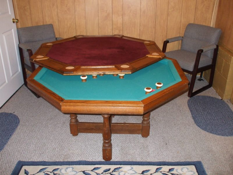 poker bumper pool table 200 got the goods. Black Bedroom Furniture Sets. Home Design Ideas
