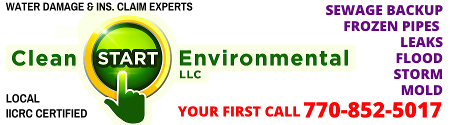 Clean Start Environmental - Your FIRST Call!