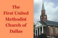 Dallas First Methodist Church cica 2000