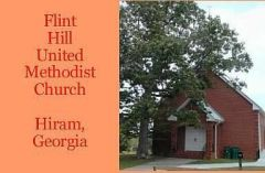 Flint Hill UMC (Near Hiram)