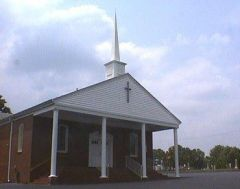 Mt Zion Baptist Church