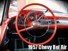 57 Chevy Interior
