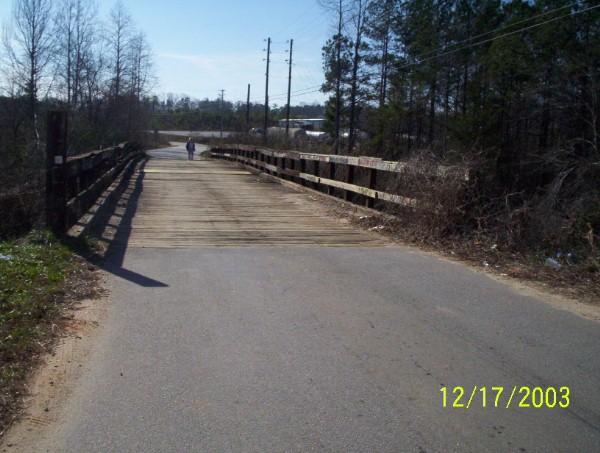 harris road bridge