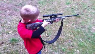 Noah Shooting his gun 011213.jpg