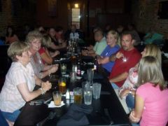 Pcom Meet and Eat at Mainstreet Tavern