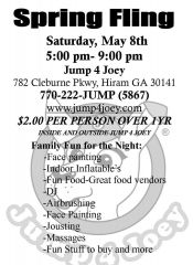 Jump 4 Joey Events