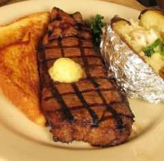 The Best Steak in Paulding County ..... are at Rodney's!