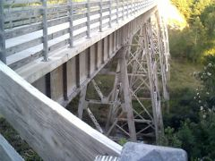 Silver comet trails Bridge