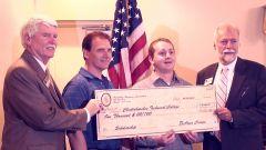 Alex Crenshaw gets PBA Scholarship at Chattahoochee Tech