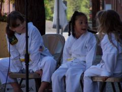 Littlest Martial Artists