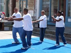 Boys and Girls Club Dance Team