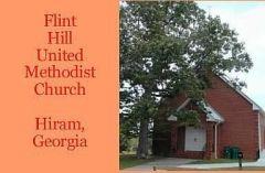 Flint Hill UMC (Near Hiram)