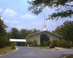 Hiram First Methodist Church