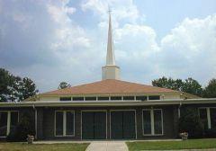 St. Vincent's Catholic Church in Dallas