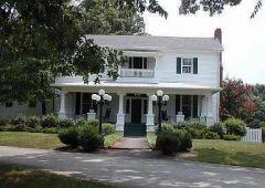 Henderson House circa 2000