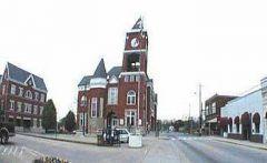 Paulding Square circa 2000