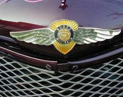 38 Dodge emblem