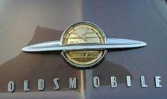 1950's Oldsmobile emblem