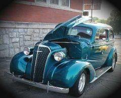 Classic Rides shot