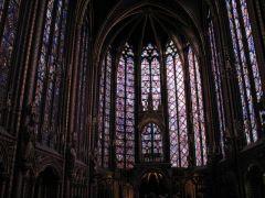 Sainte Chapelle - Paris, France
